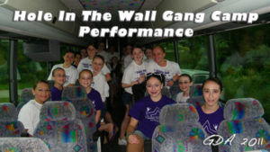 Hole In The Wall Gang Camp Dance Performance
