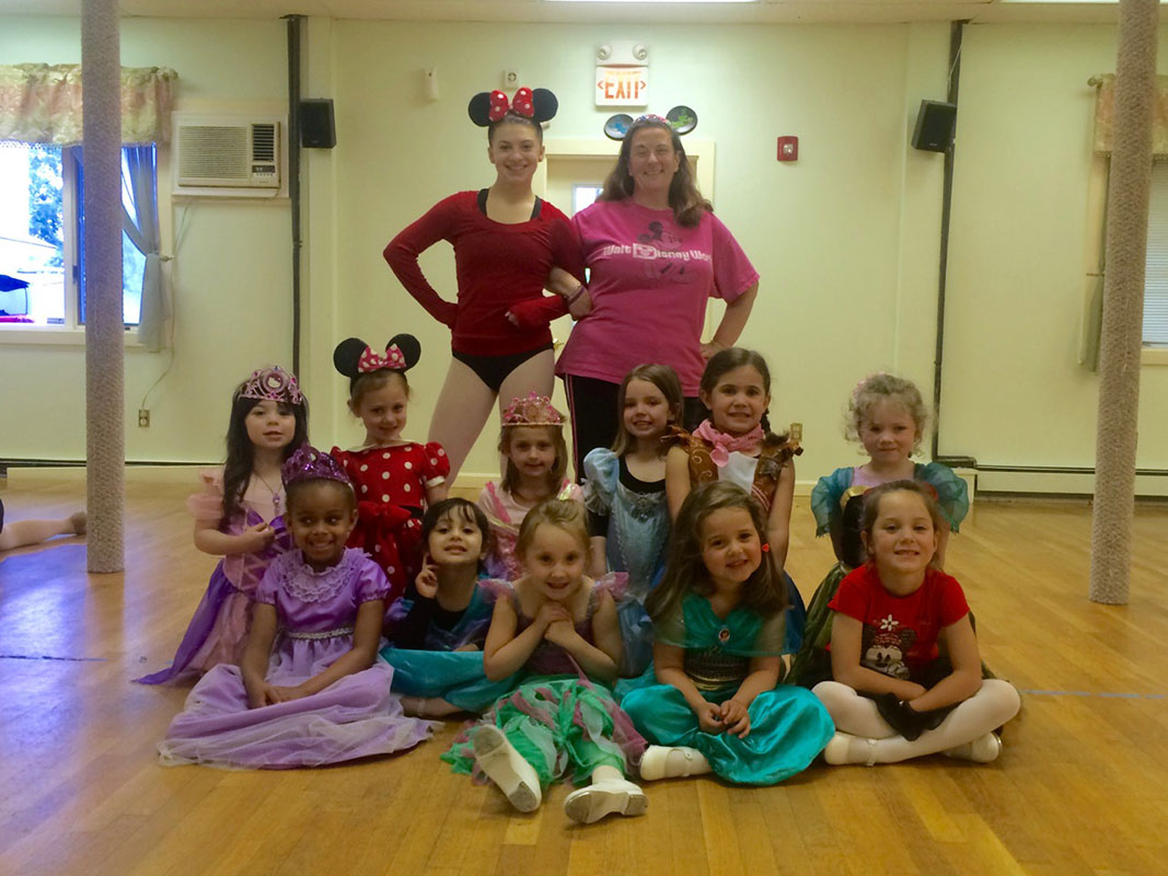 Disney Day Dancers