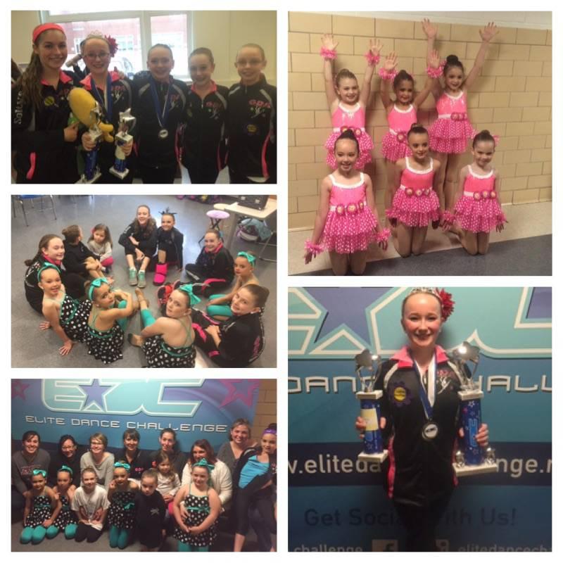 Elite Dance Challenge Worcester 2016