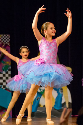 Dance Class Schedule and Registration