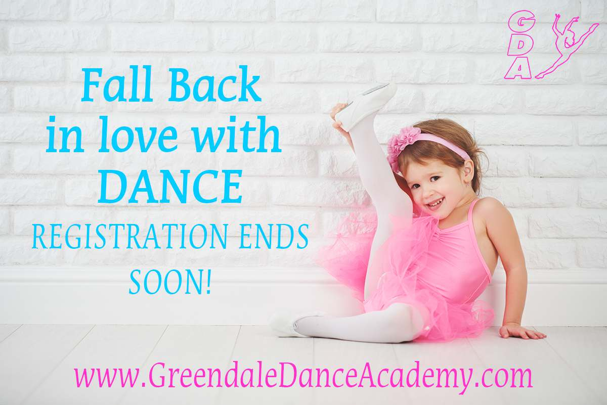 Fall In Love With Dance