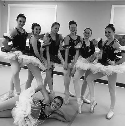 Pointe costumes