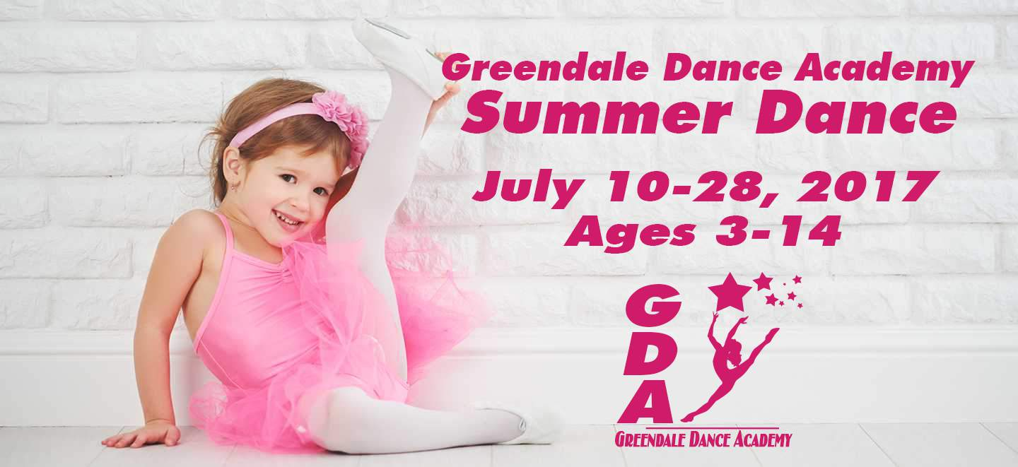 Greendale Dance Academy Summer Dance Classes