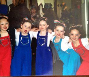 Greendale Dance Academy Dancer Mazie