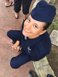 GDA Alum Stephanie Airforce