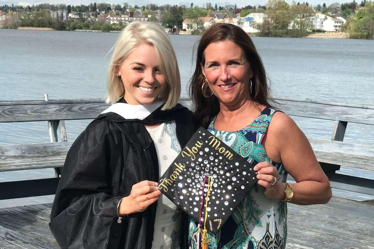 Mazie Graduation
