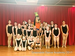 Disney Performing Arts Workshop