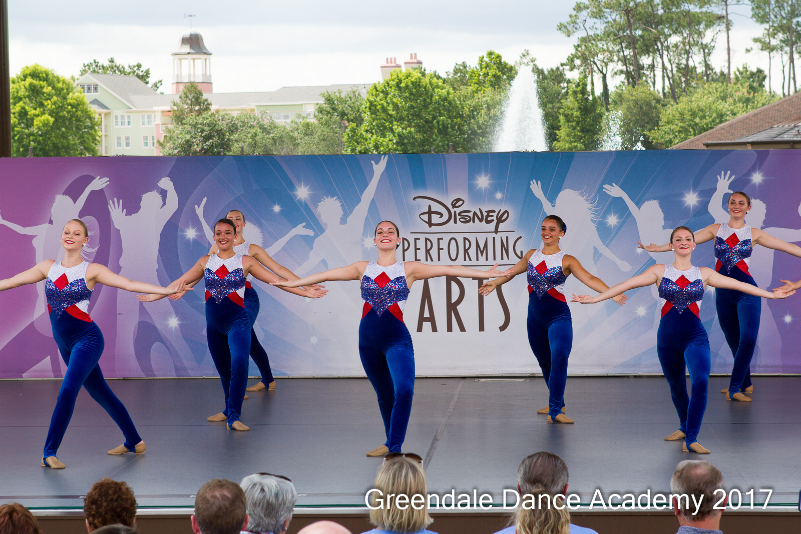 Greendale Dance Academy Dancing in Disney Performing Arts