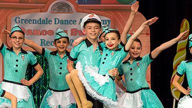 Welcome to Greendale Dance Academy