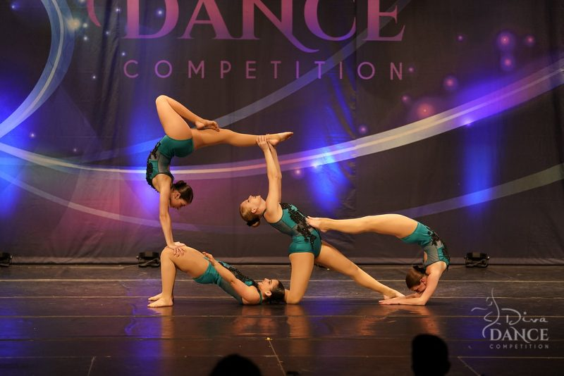 Greendale Dance Academy Competition Team