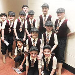 Broadway Baby a Summer Dance Class for Boys and Girls