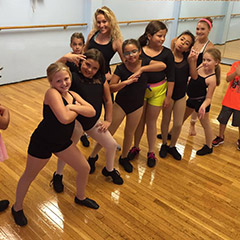 Mythical Dance Party Summer Dance Class for Boys and Girls