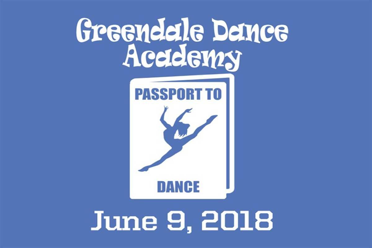 Passport To Dance Recital 2018