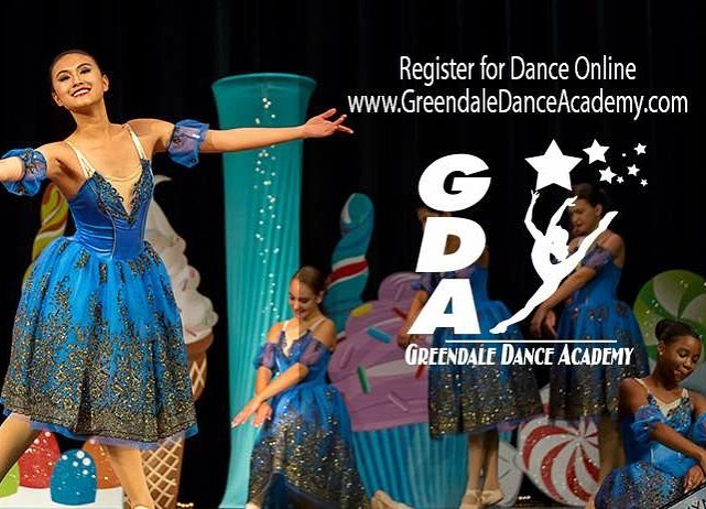 Register for Dance