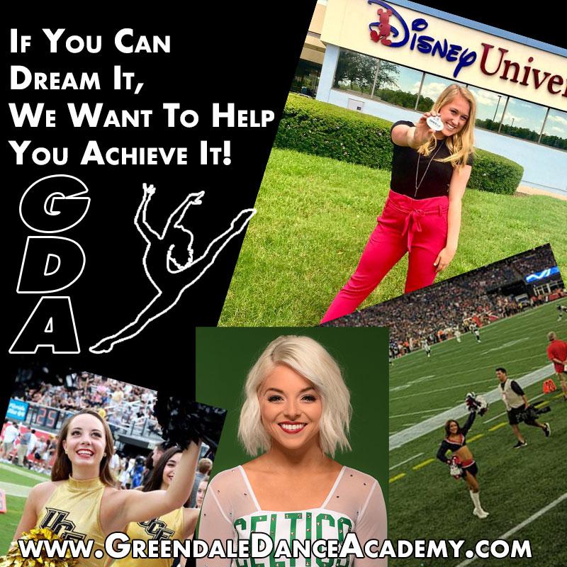 GDA Dance Alumni