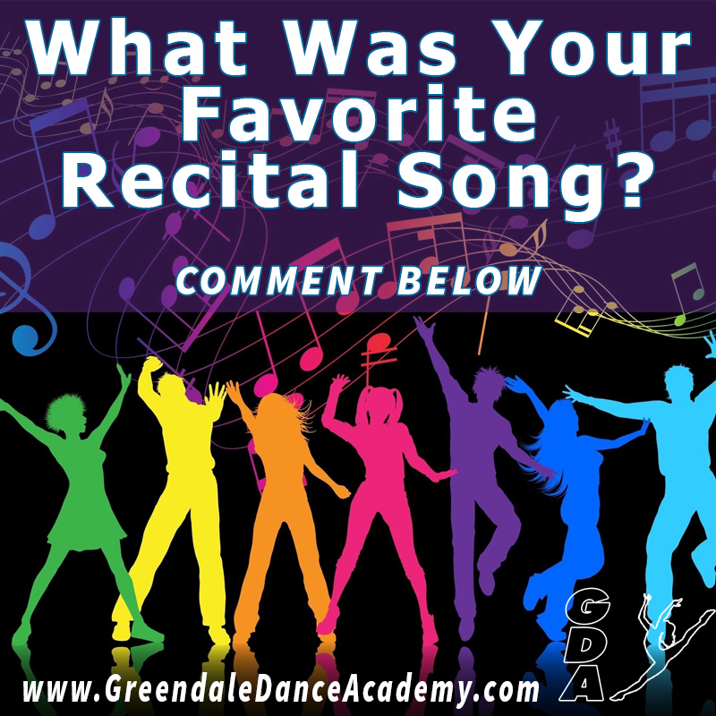 Vote for your favorite recital song