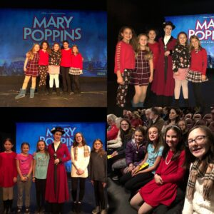 GDA at Mary Poppins