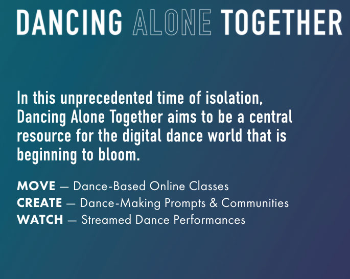 Dance Alone Together