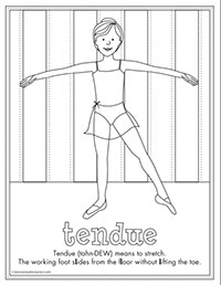 Coloring Page 4-2