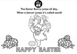 Dance Bunny Jump